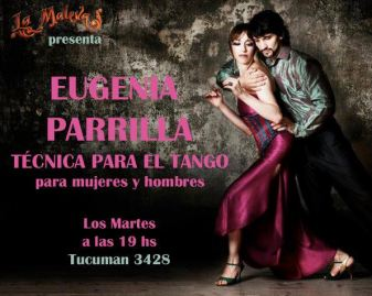La Maleva, tango classes, Buenos Aires